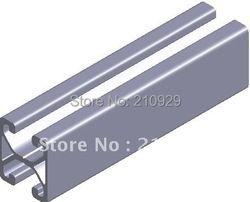 6 stücke L1000mm 2427 aluminiumprofil türfensterrahmen Ausrüstung