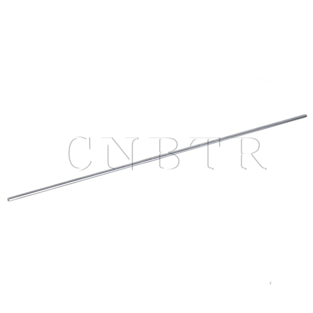 CNBTR Rust Resistance Cylinder Linear Rail Shaft Optical Axis 5mm OD 500mm Long