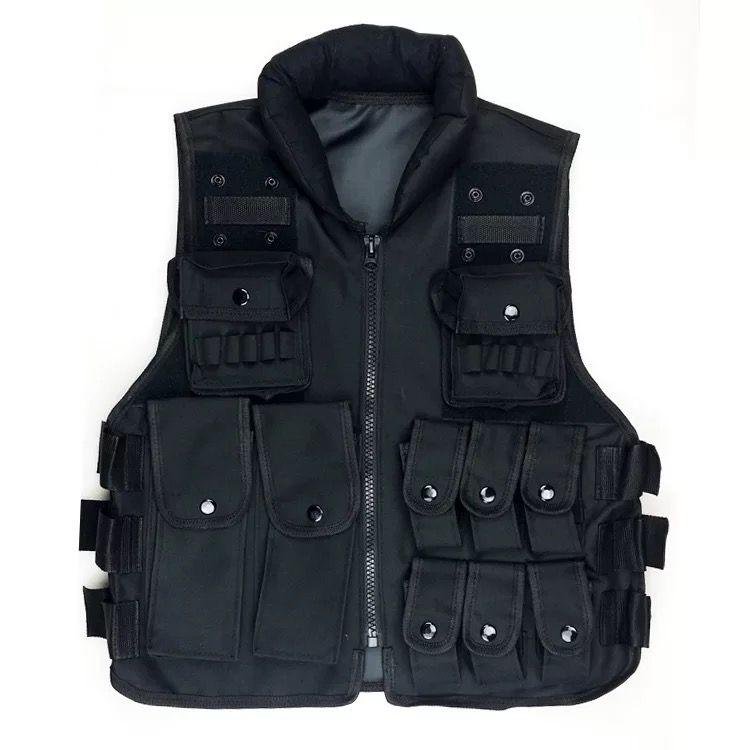 CXB21-Multicolor outdoor tactical vest combat vest special tactical vest live CS field protection security training