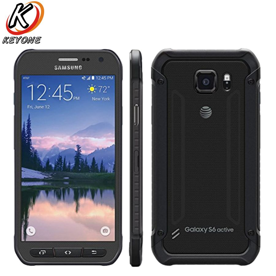 Original Samsung Galaxy S6 Active G890A LTE Mobile Phone 5.1