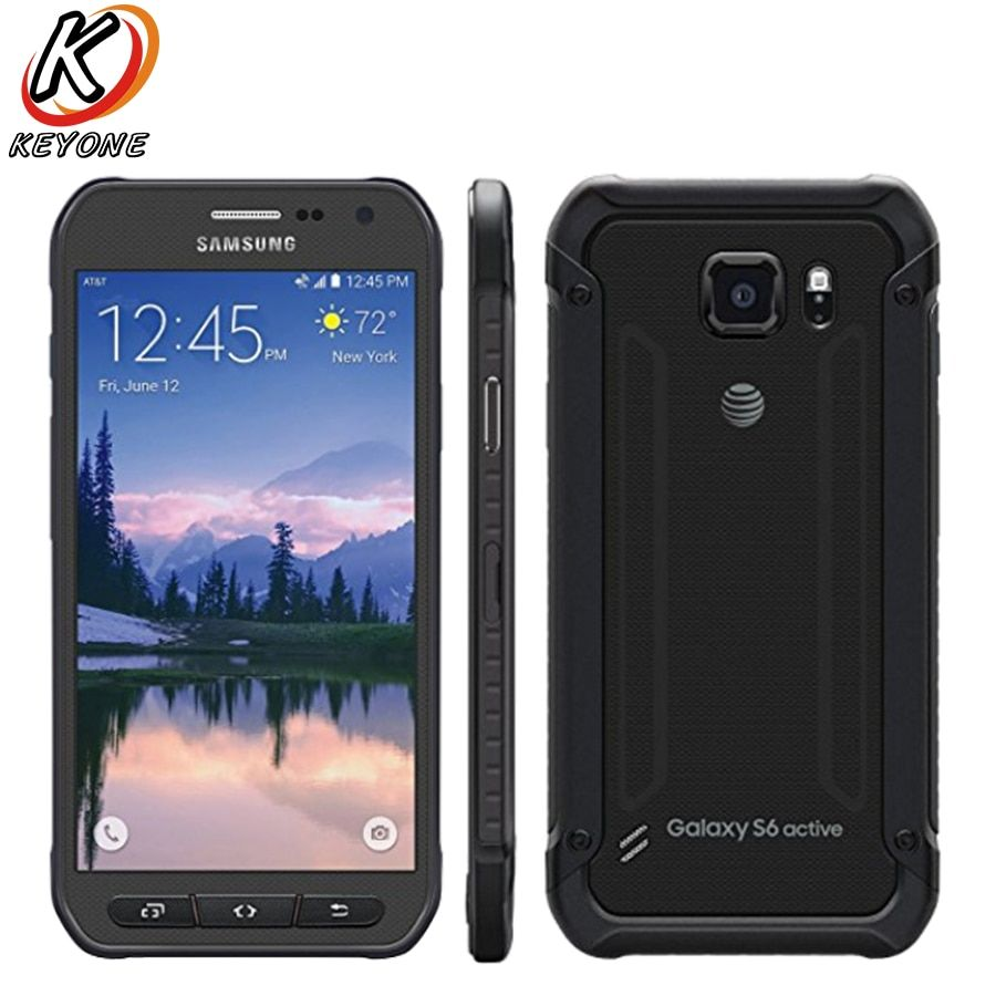 Original Samsung Galaxy S6 Active G890A LTE Mobile Phone 5.1
