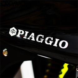 2 stücke Auto Styling Decals Motorrad Helm Aufkleber Decals für STADT FLY125 Piaggio 200x30mm