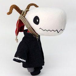 Anime Jepang Ancient Magus' Bride Hatori Chise Elias Ainsworth Mewah Tengkorak Boneka Mainan Cosplay
