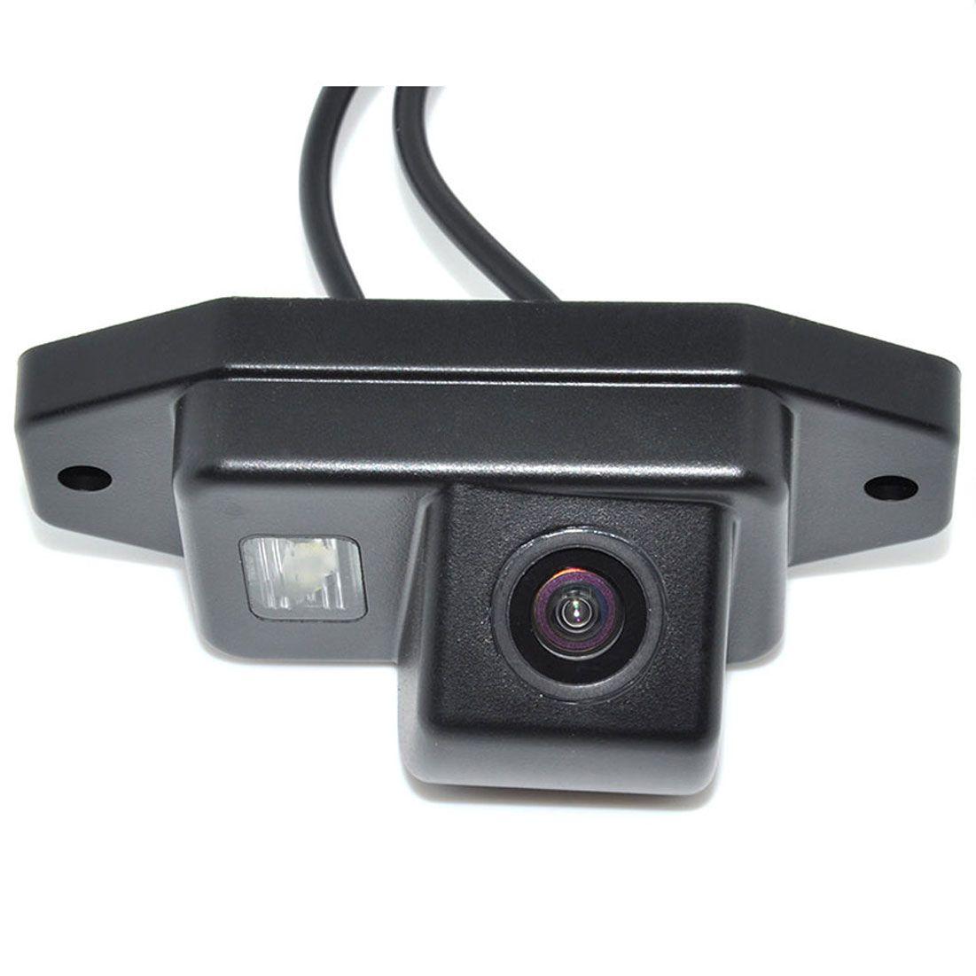 Caméra de recul HD CCD pour voiture 2002-2009 Toyota Land Cruiser 120 série Toyota Prado 2700 4000