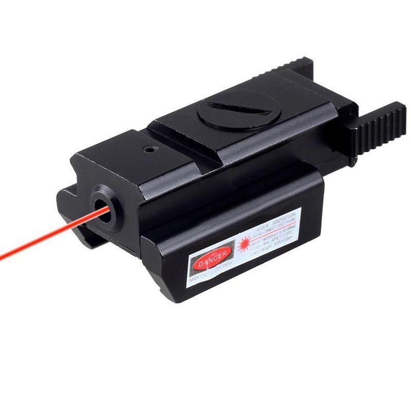 Кобура Глок 19 + Тактический 532nm Red Dot лазерный прицел 20 мм