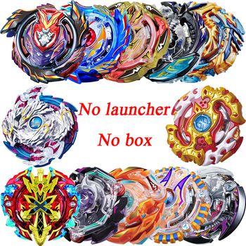 22 Styles Nouvelle Toupie Beyblade BURST B73 B79 B96 B97 B100 B102 B103 Sans Lanceur Boîte En Métal En Plastique Fusion 4D Cadeau jouets