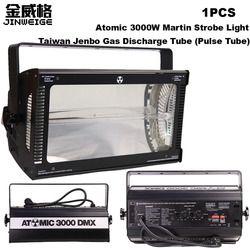 Livraison Gratuite Super Lumineux Martin Atomique 3000 DMX 3000 W DMX Lumière Stroboscopique Flash Led Lumière Stroboscopique