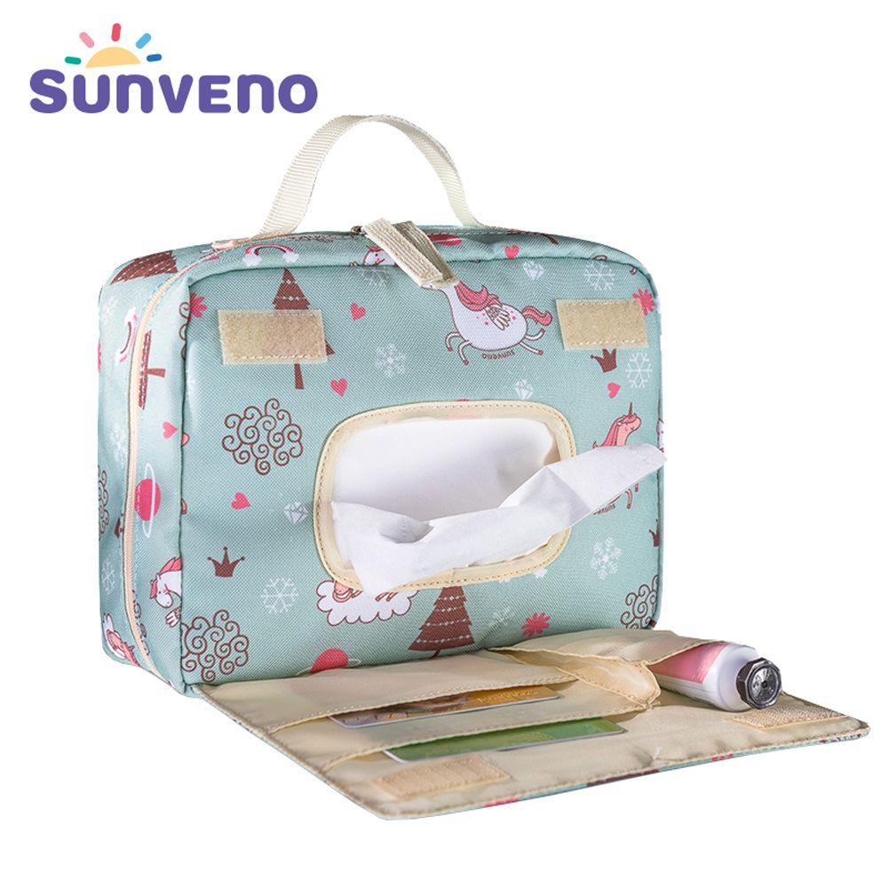 SUNVENO Mode Humide Sac sac à langer étanche couches en tissu lavables sac pour bébé Réutilisable Humide Sacs 17x21 cm Organisateur Pour Maman