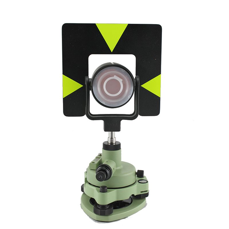 BRAND NEW Single prism set for total stations offset:0mm