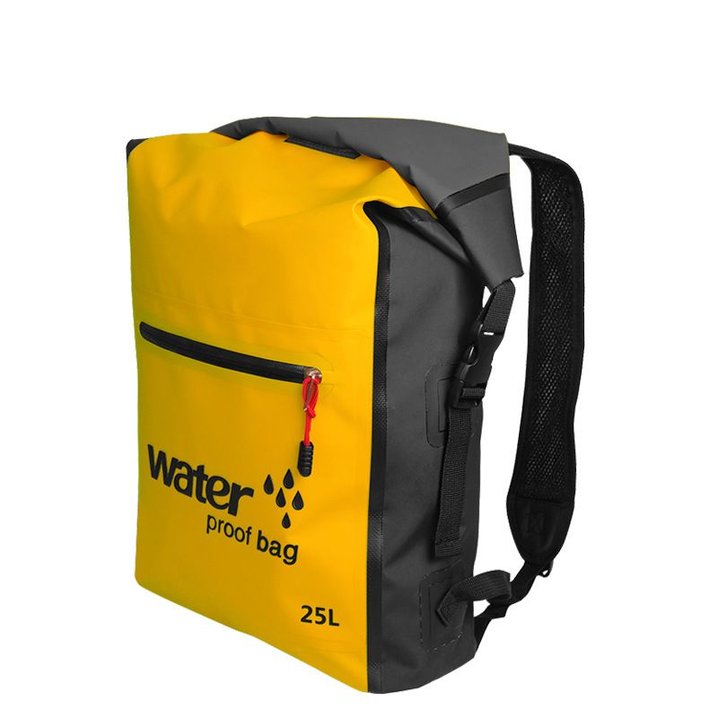 25L Outdoor Waterproof Dry Bag Backpack Sack Storage Bag Rafting Sports <font><b>Kayaking</b></font> Canoeing Swimming Bags Travel Kits Backpacks