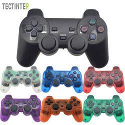 Sans fil Gamepad pour Sony PS2 Controller pour Playstation 2 Console Joystick Double Vibration Choc Joypad Sans Fil Controle