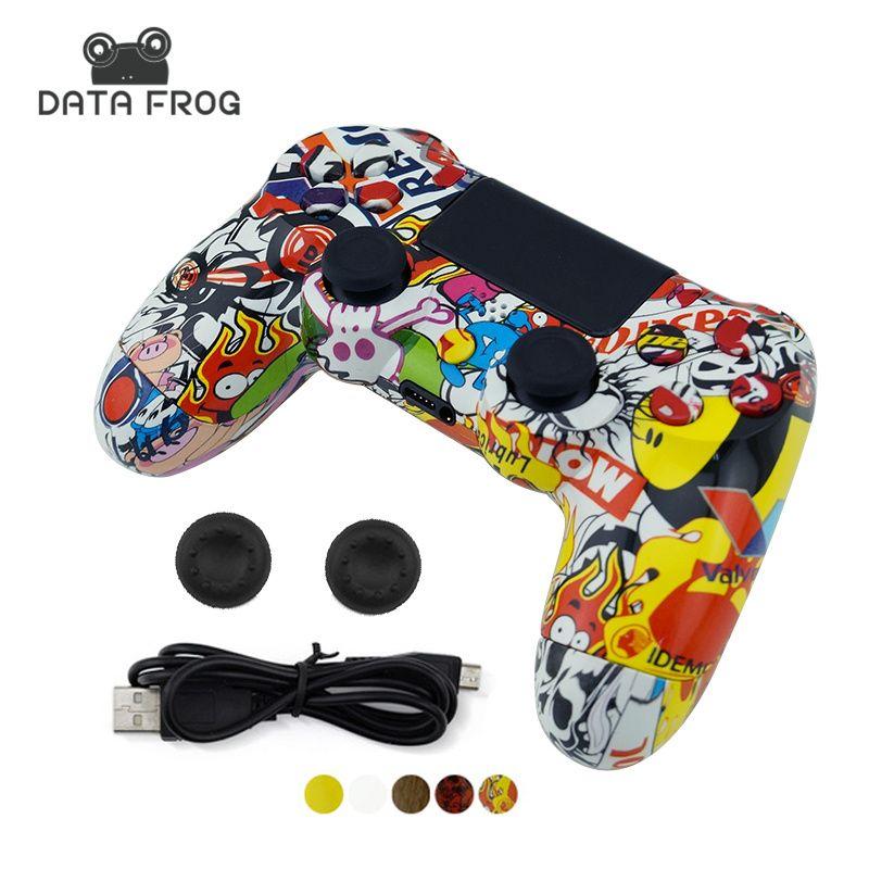 Беспроводной Bluetooth PS4 Игровые игровой контроллер для Sony PS4 контроллер DualShock 4 джойстик Игровые для Игровые приставки 4 консоли