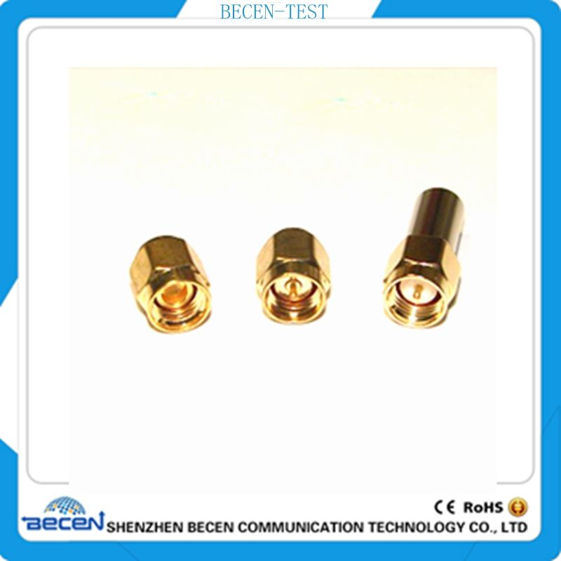 High quality RF Coax dedicated test SMA Calibration,include short type,load type,open type,50 ohm,DC to 3GHz.6G.9G.15G.18G.20G