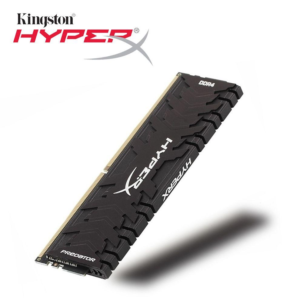 Kingston HyperX Predator Schwarz 16 GB 3000 MHz DDR4 CL15 DIMM XMP HX430C15PB3/16 Memoria Ram ddr4 für Desktop speicher Rams