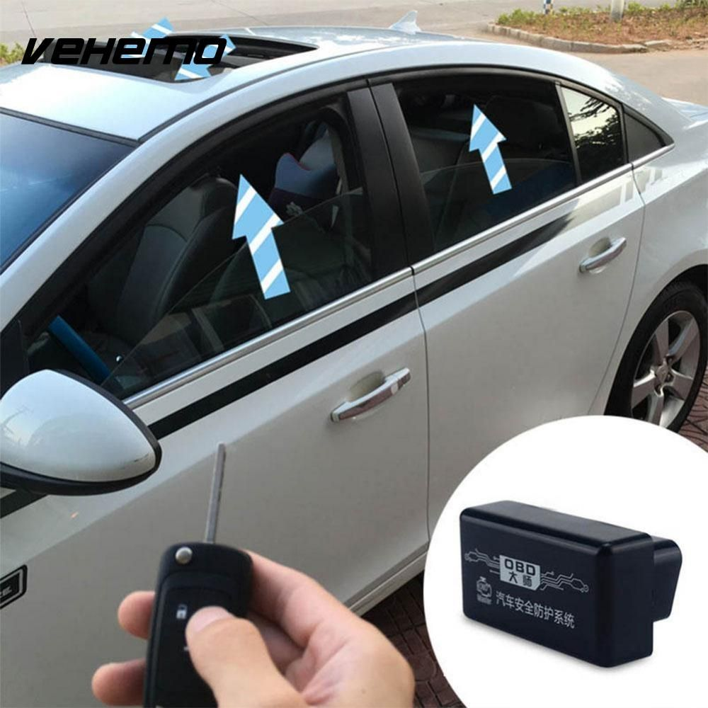 Vehemo OBD Car Vehicle Window Closer  Glass Opening/Closing Module System No Error For Chevrolet Cruze 2009-2014