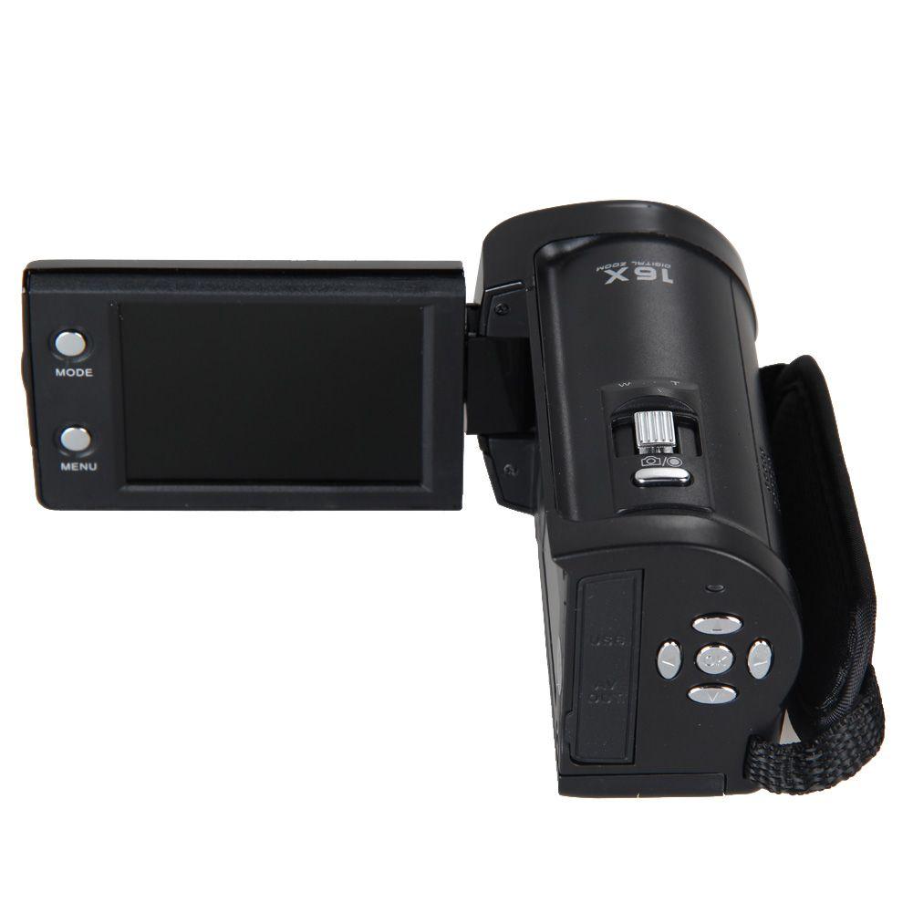 Full HD 720P 16MP Automatic Digital Camera Video Camcorder Camera DV DVR 2.7