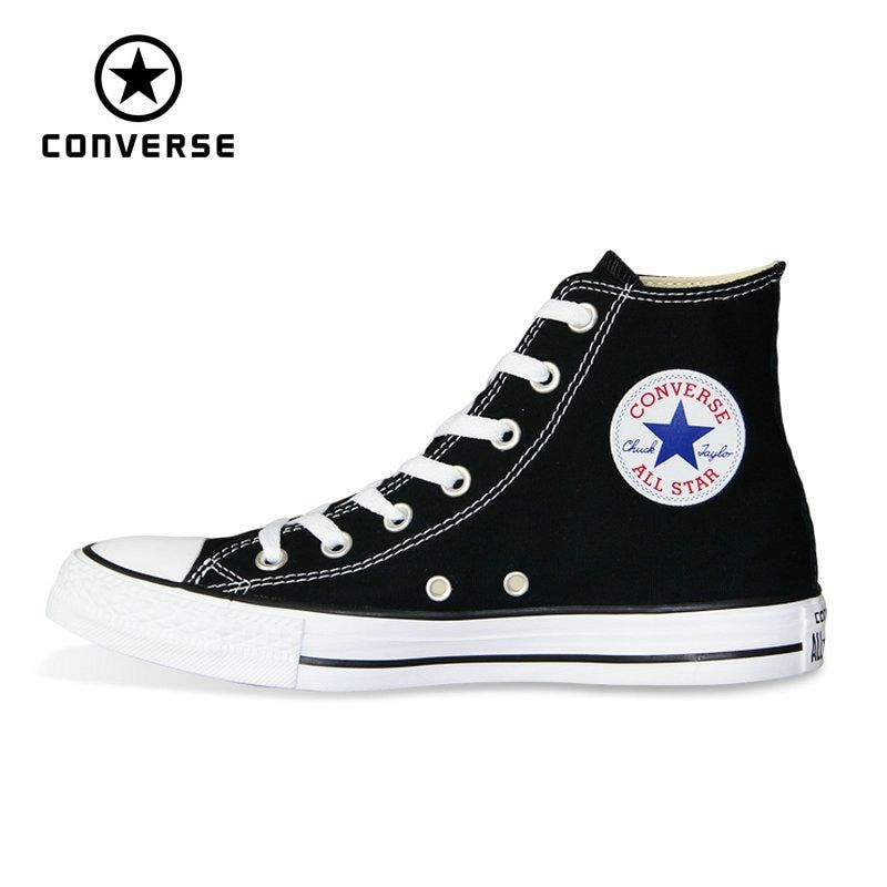new Original Converse all star shoes man and women high classic sneakers <font><b>Skateboarding</b></font> Shoes 4 color free shipping