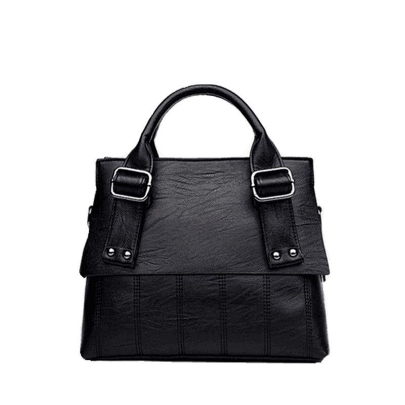 XLY & R Frauen neue Handtasche Hohe Qualität PU Leder Schultertasche Mode Große einkaufstasche Damen Messenger handtasche Taschen