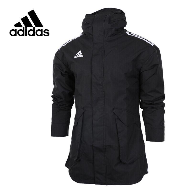 Original Neue Ankunft Offizielle Adidas Tanf Allw L Jkt männer Jacke Gewebt Kapuze Sport