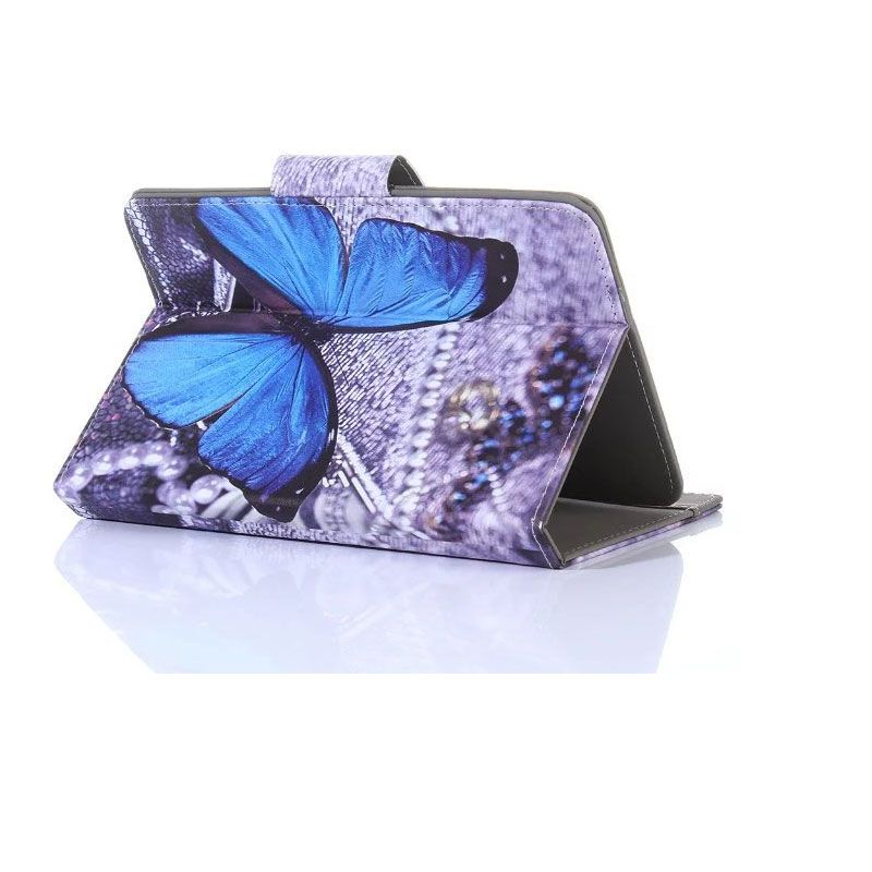 Myslc Universal Cover For Google Nexus 7 2nd 2013/1st 2012 7 inch Tablet Printed PU Leather Stand Case