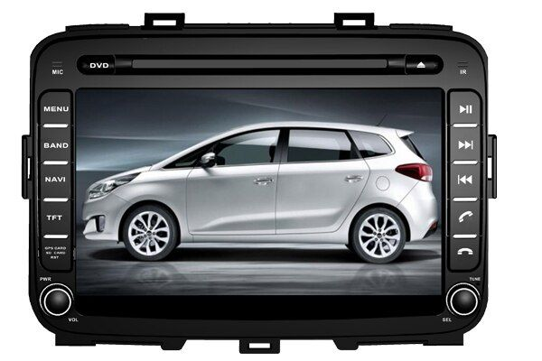 2018 4G LTE 8inch Android 8.0 ! 32G 1024*600 octa core car multimedia DVD player Radio GPS FOR KIA CARENS 2013 2014 2015 17-2018