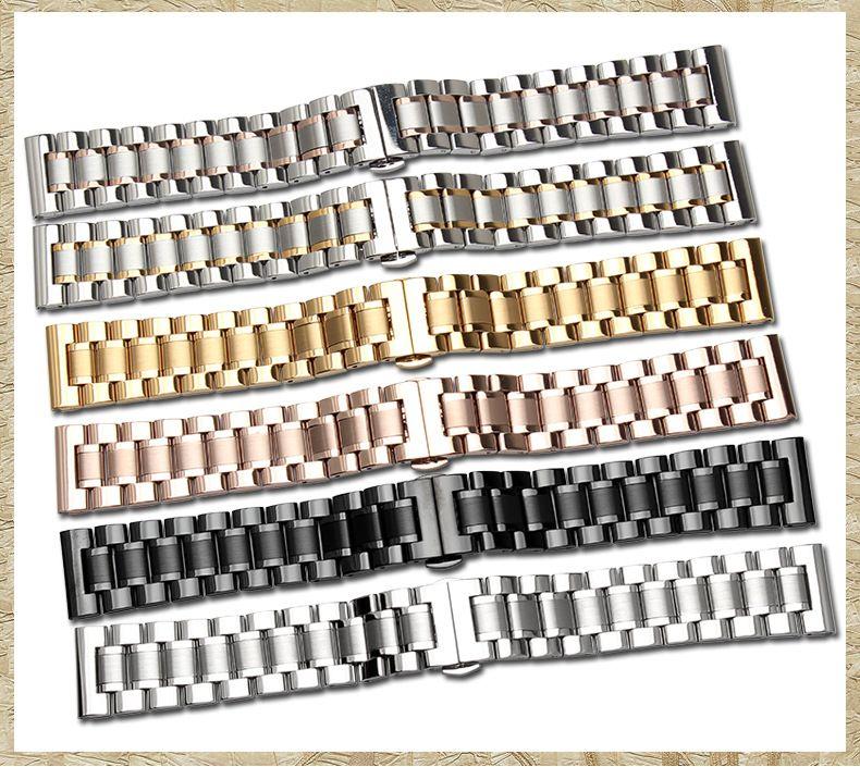 Ot01 montre pour hommes bandes pour Tissot bande en acier montre bracelet de haute qualité montre bracelet accessoires