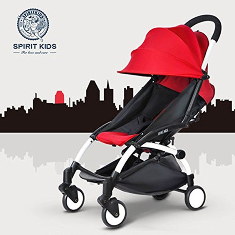 Fashion Light Portable Baby Stroller, Designed For Travel, Allowed In Airplane, For 6~36 Months Baby