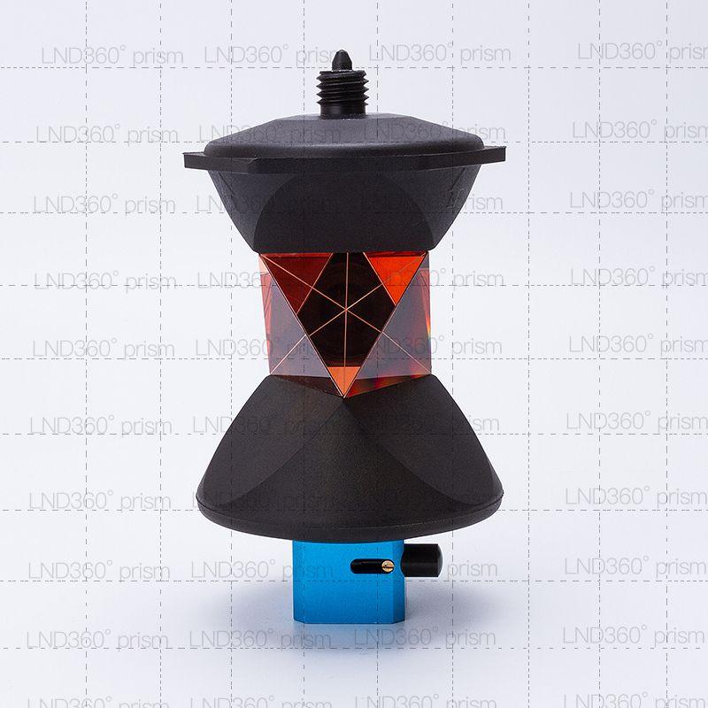NEUE 360 Grad Reflektierende Prism für Total Station + 5/8x11 gewinde auf top