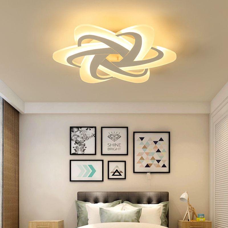 New Top Hot Bedroom Study Room Led Ceiling Lights lampara de techo led moderna Modern led Ceiling Lamp Fixtures