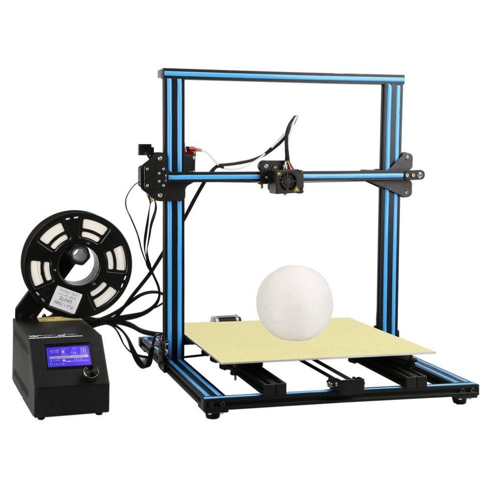 Creality CR-10s500 Hohe Präzision 3D Drucker Große Druck Größe 500*500*500mm DIY Desktop 3D Drucker Druck maschine EU Stecker