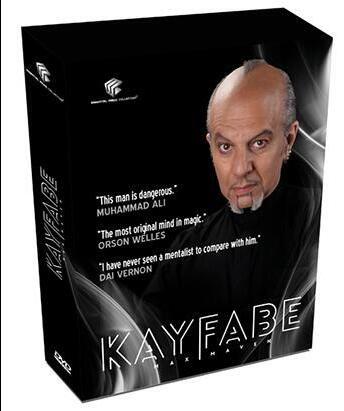 Kayfabe (4 satz) durch Max Maven und Luis De Matos-zaubertricks