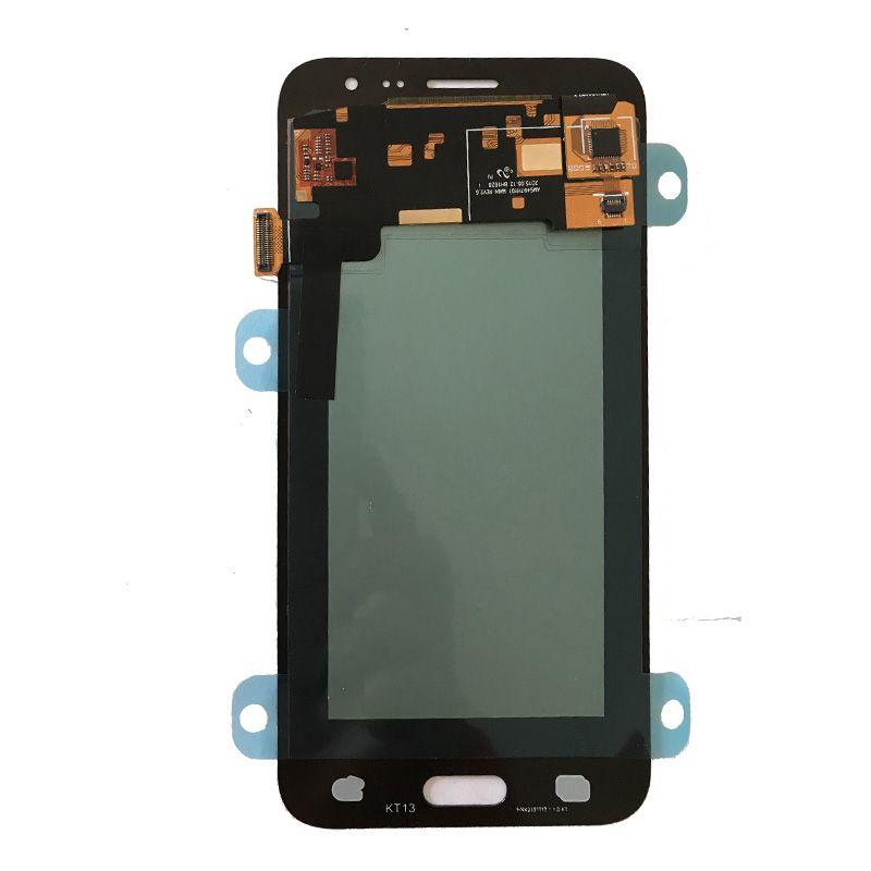 100% testé Super Amoled Pour Samsung J3 2016 J320 J320F J320H J320M J320FN Écran lcd Avec Écran Tactile Digitizer Assemblée