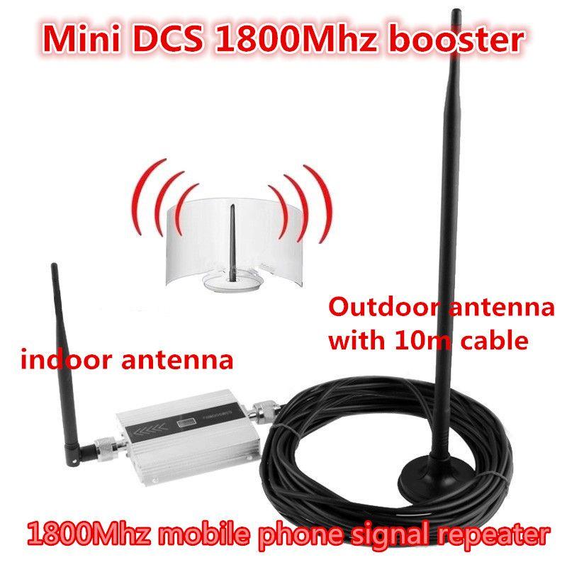 LCD-Display GSM Repeater 1800 Mhz Booster Signalverstärker Empfänger booster DCS 1800 repeater Handy signalverstärker
