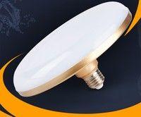 E27 15 W 18 W 24 W 36 w 50 W 60 W 70 W espiral LED Super brillante OVNI mundo paraguas bombillas de iluminación lámparas de ahorro de energía