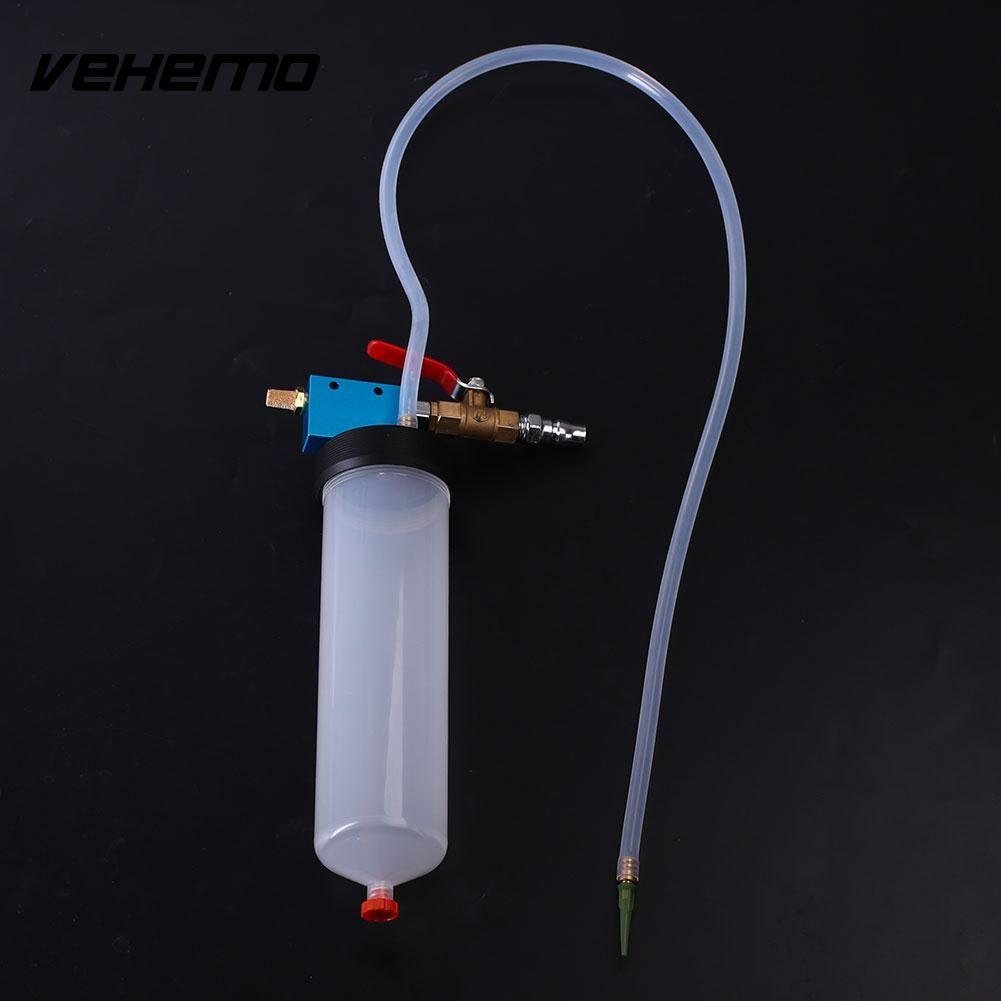 Vehemo Car Brake Fluid Replacement Tool Air Pump Oil Drained Tools Durable New