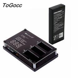 Original DJI Tello Batterie + Batterie Ladegerät 3 in1 Multi Schnell Lade für Tello Drone Batteria Zubehör