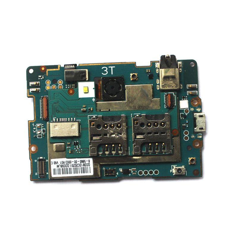 Ymitn Gehäuse Mobile Elektronische panel mainboard Motherboard Schaltungen Kabel Für Sony Xperia C S39H C2305