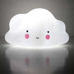 Niños Led noche luz lámpara nube Luna lámparas bebé alimentación noche luces niños dormitorio salón decoración del hogar