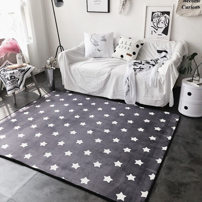 Wonderful Bedside Rug Sofa Floor Mat Sofa Floor Carpet 800MMx1850MM Long Rug for Kids Small Rug and Carpet for Children Baby Pad