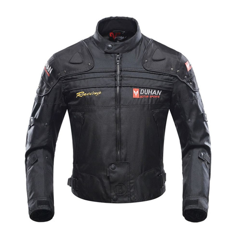 DUHAN Motorcycle Jacket Motorbike Riding Jacket Windproof Motorcycle Full Body Protective Gear Armor Autumn Winter Moto Suits