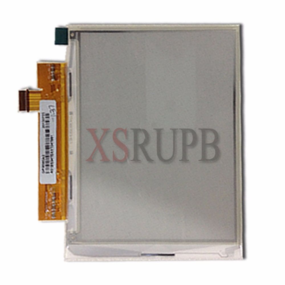 100%Original LCD display OPM060A1 E-ink screen for Texet TB-416 <font><b>Ebook</b></font> reader free shipping