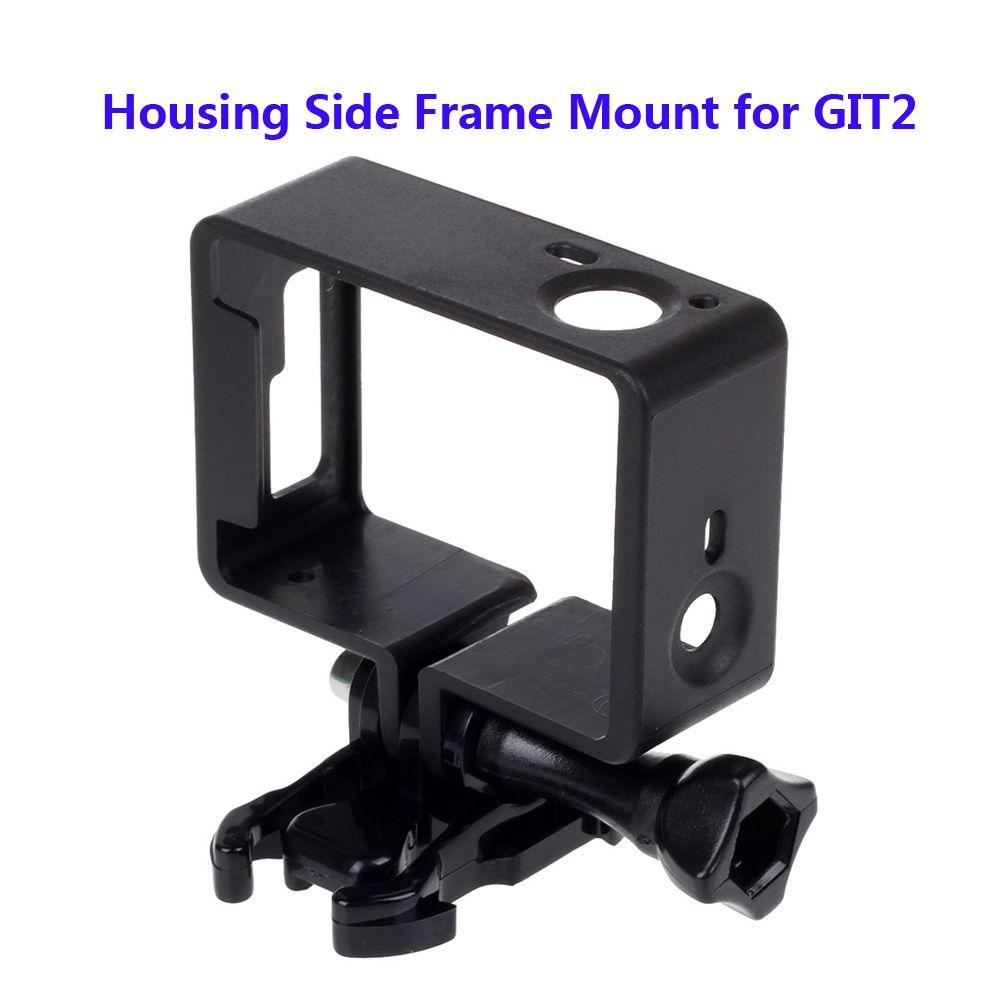 Freies Verschiffen!! Schutzgehäuse Seite Rahmen Halterung für GIT2 GIT Kamera + mit Basis Langen Schrauben Git 2 Zubehör