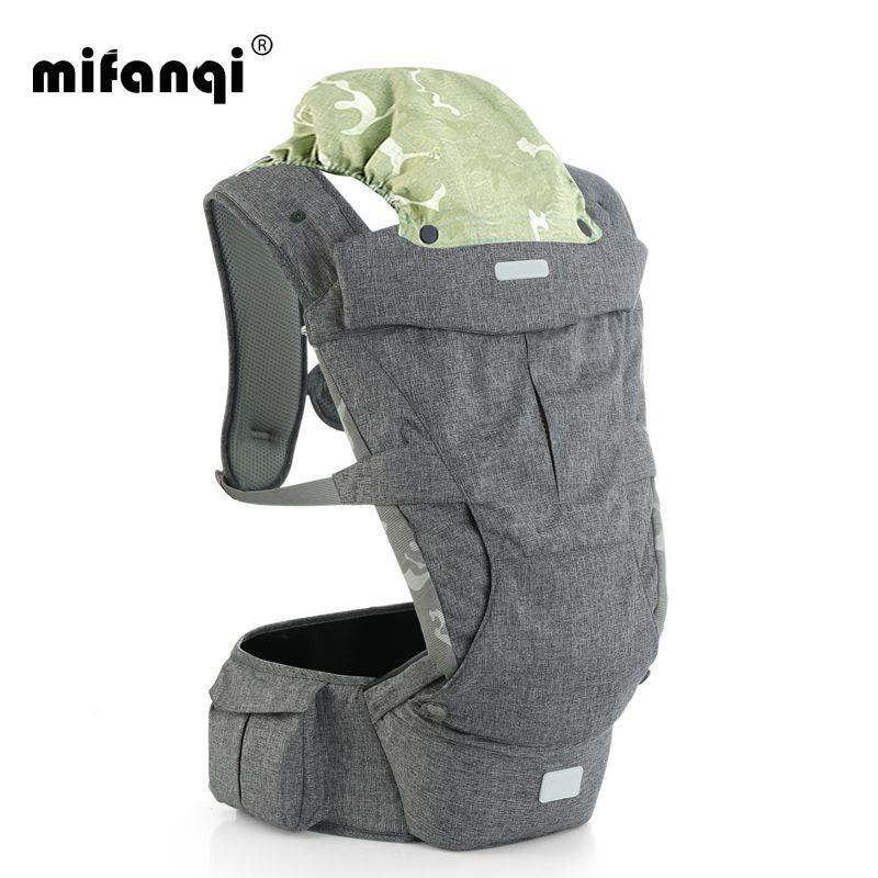 Babytrage AIRBAG hipseat füllen einstellen carrie breite Infant Bequeme Riemen-rucksack o-typ beine Ergonomische babytragen