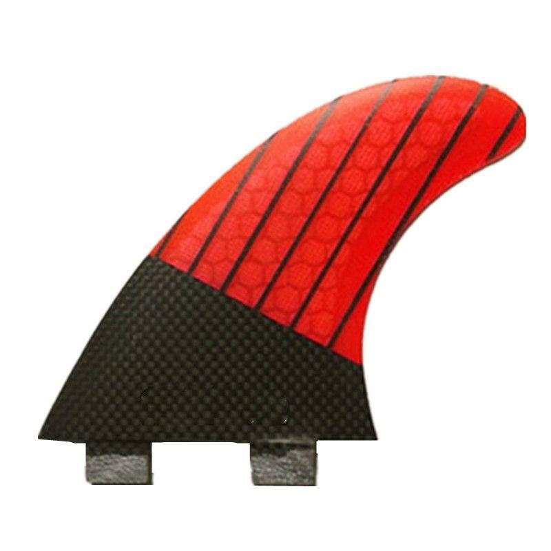 3 stücke Vente Chaude Faser von Carbone Kiele von Surf Waben Planche Surf Boards Ailettes Propulseur Sup Surf Ailettes G5 g7