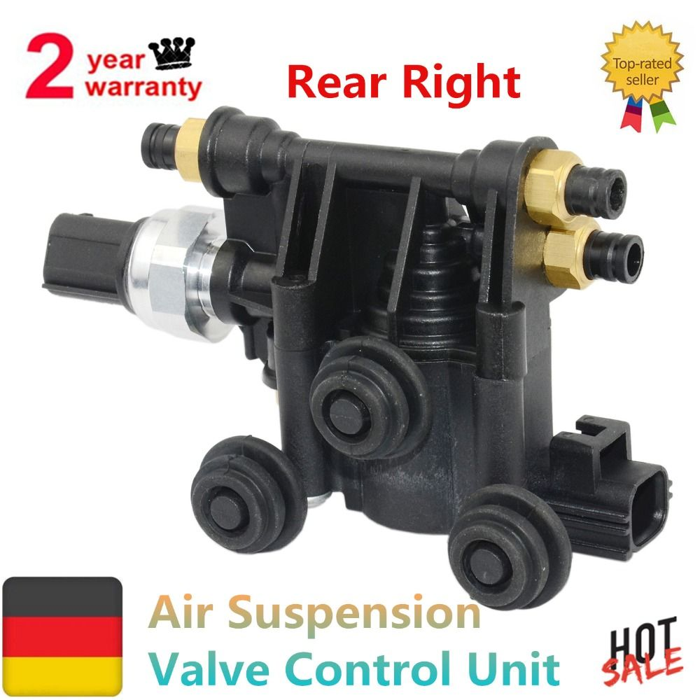 Air Suspension Valve Control Unit For LAND ROVER SPORT LR3 LR4 RVH000046 Rear Right