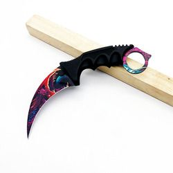 Karambit Knife CS GO Counter Strike Knives Survival Hunting Knife Camping Tools