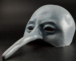 Hidung panjang pelatuk karet, Lateks topeng, Liburan Slipk hewan Maske foto Venice fotografi alat peraga