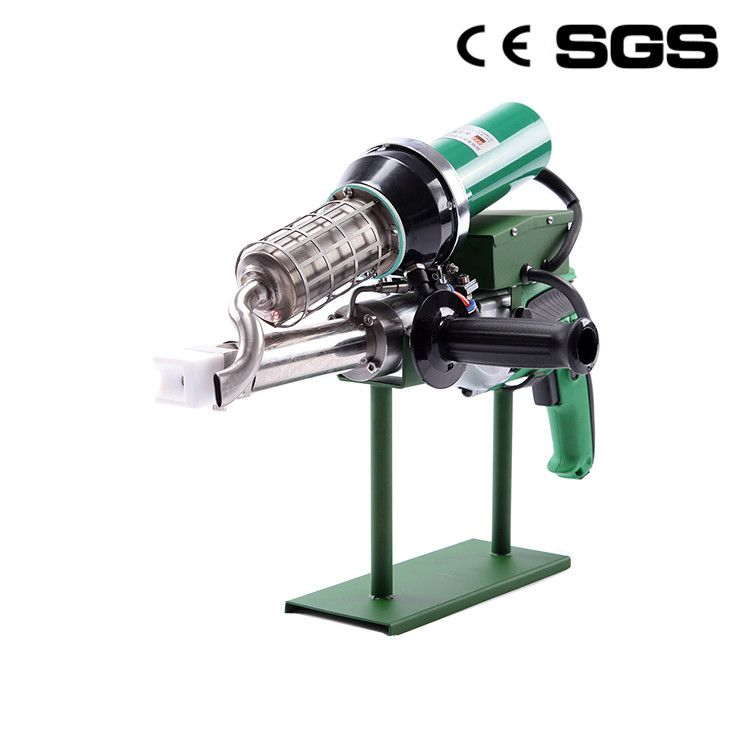 Fast shipping YST600B Extrusion welding gun hot air welder hand extruder for membrane, tank, pipe