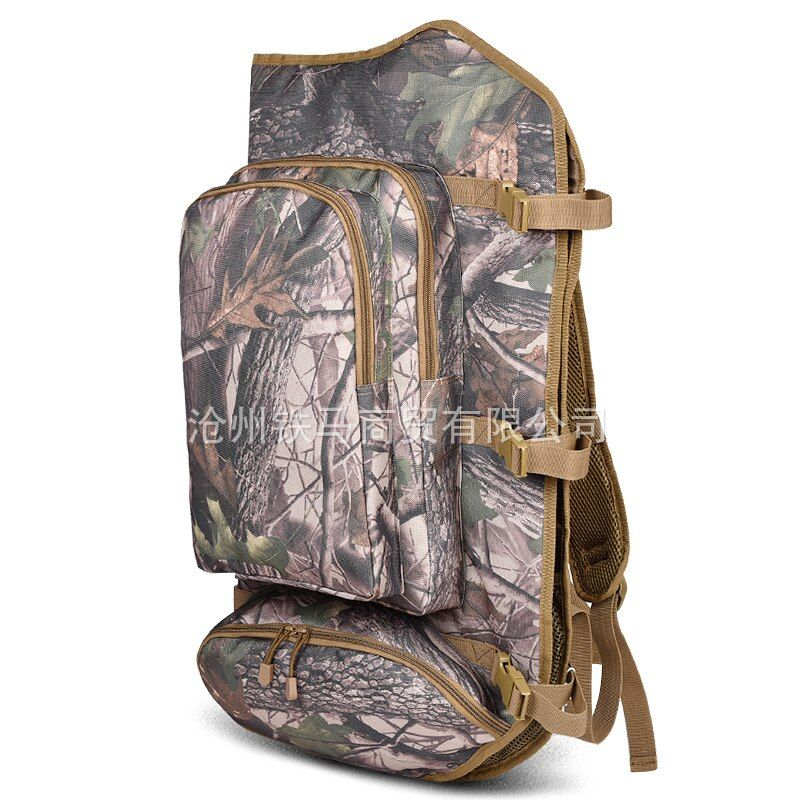 High quality Camouflage Archery Hunting Arrow Quiver bag Water Resistant Archery Quiver Holder Caza Arrows Bow Quiver Backpack