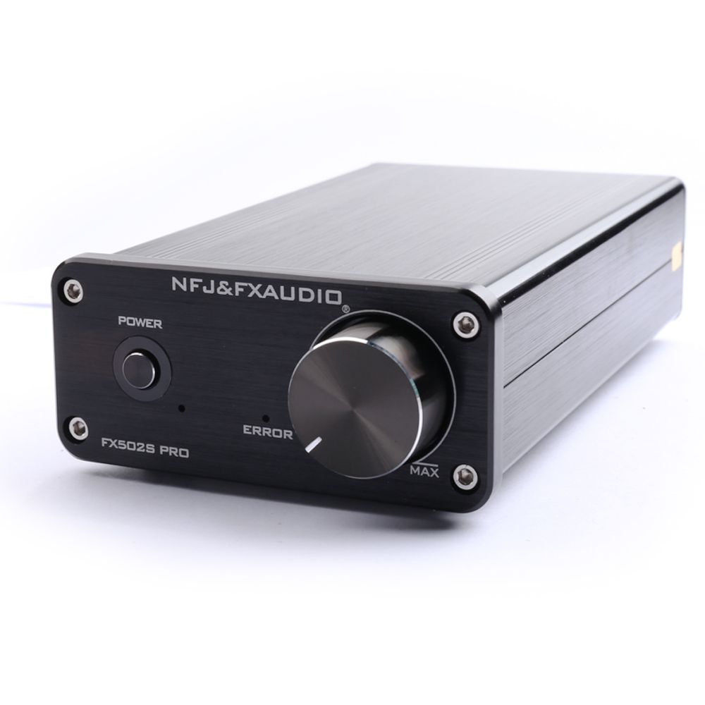 FX-AUDIO FX502S PRO HIFI 2.0 Audio Digital High Power Amplifier Home Mini Professional Amp TPA3250 NE5532 *2 70W *2